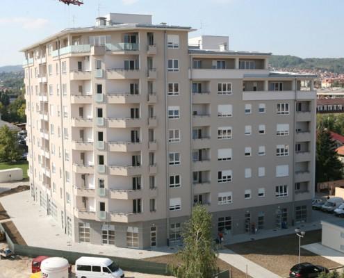 Stambeno-poslovni objekat, ulica Jovana Dučića 74